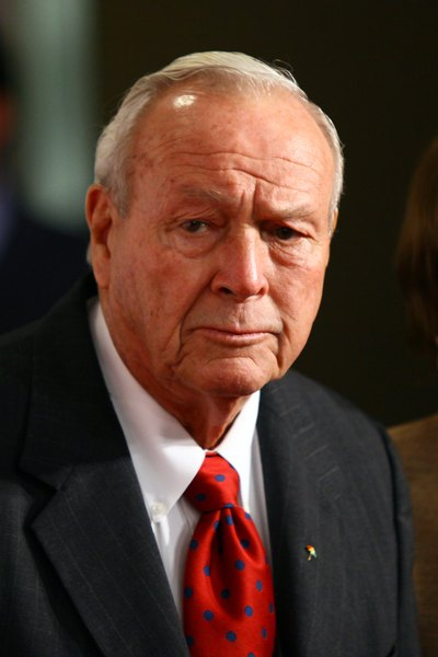 Palmer es considerado como uno de los mejores jugadores de todos los tiempos.