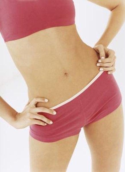 flat stomach women - photo #17