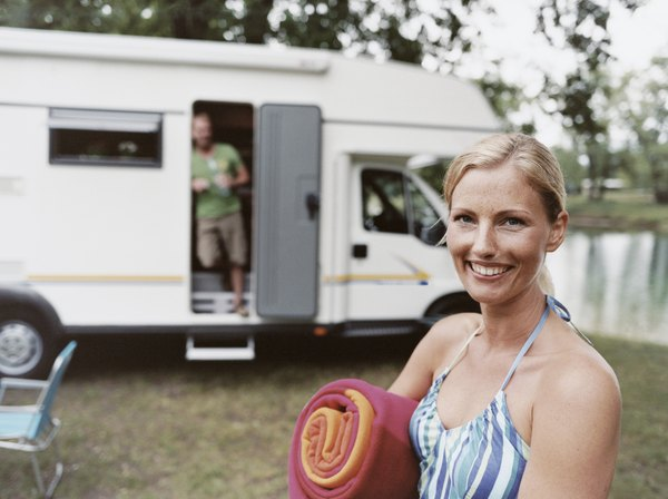 Recreational vehicles can be a second home.