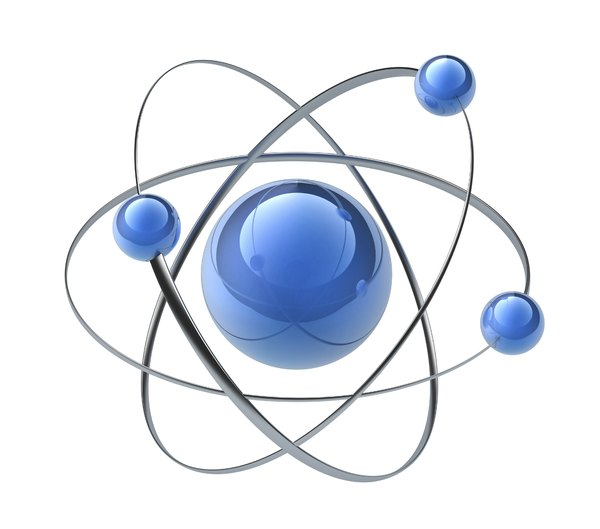 Illustration of atom.