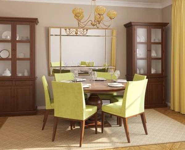 A Dining Room Buffet Hutch Display Ideas Guide | Home Guides ...