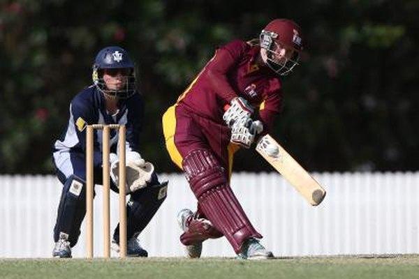 Left Handed Cricket Batting Tips - Woman-9116