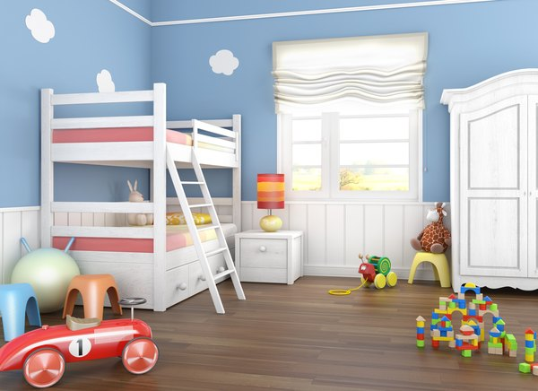 Unisex Paint Colors For Children S Rooms Home Guides Sf Gate