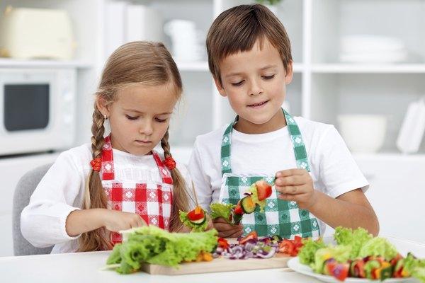 Cumpleaños infantiles saludables.