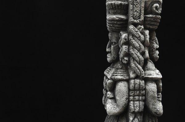 O kin maia: astrologia antiga