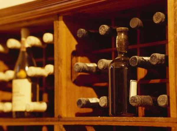 How To Convert A Cabinet Into A Wine Rack And Glass Holder Home