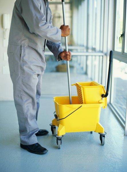 Franquia de serviços de limpeza