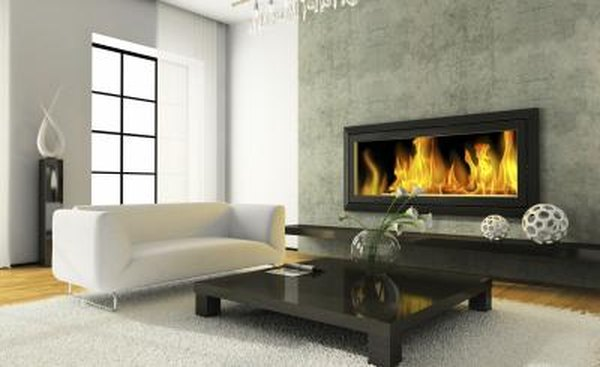 What Color Wall Will Match A Fireplace Home Guides Sf Gate