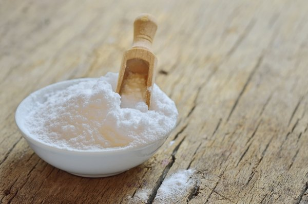 The density of sodium bicarbonate is 2.159 grams per cubic centimeter.
