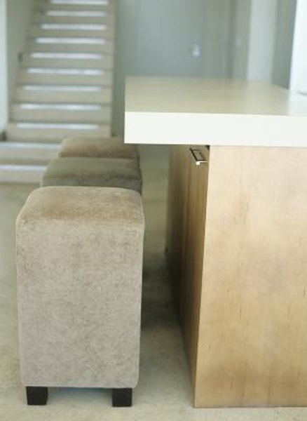 How To Make More Leg Room Under A Kitchen Peninsula Countertops With An Overhang