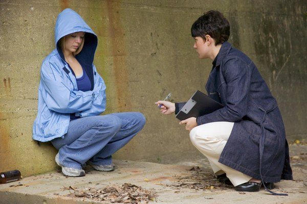 Social workers use ethical ways to help others deal with challenges.