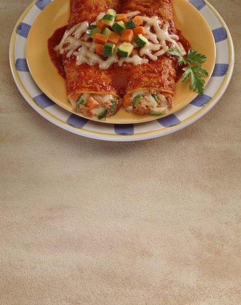 No sólo de tacos vive el mexicano.