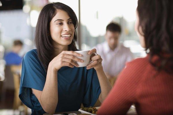 Anime-se com uma conversa amigável