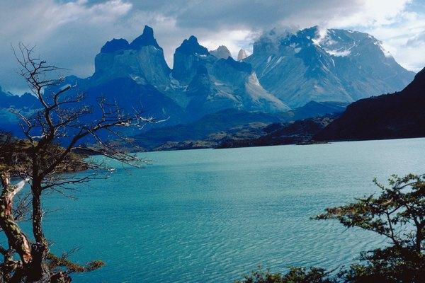 Caminhe pela Cordilheira dos Andes