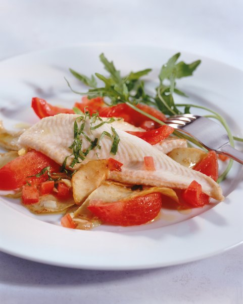 Tilapia has 4 fewer grams of protein per serving than chicken.