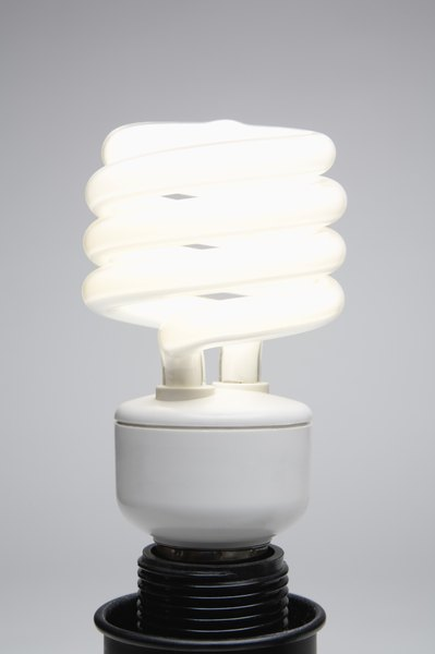 Modern compact  fluorescent lamps closely mimic the light quality of incandescent bulbs.