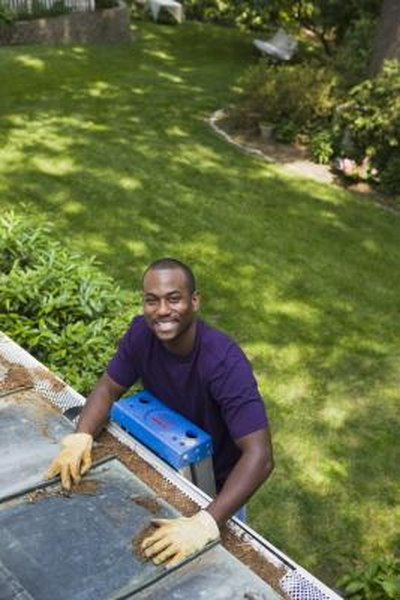Maintain your roof to minimize hail damage.