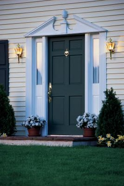 How To Air Seal Around A Newly Installed Exterior Door Home Guides