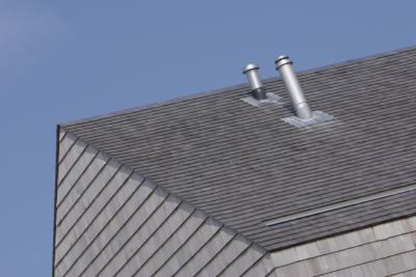 How to Repair a Plugged Roof Vent | Home Guides | SF Gate Roof Vents For Mobile Home Html on roofing for mobile homes, gutters for mobile homes, roof covers for mobile homes, shingles for mobile homes, turbine vents for mobile homes, roof caps for mobile homes, metal roofs for mobile homes, heating for mobile homes, fascia for mobile homes, air conditioning for mobile homes, roof coverings for mobile homes, ventilation for mobile homes, vent caps for mobile homes, flat roofs for mobile homes, soffit vents for mobile homes, fencing for mobile homes, trim for mobile homes, roof coating for mobile homes, exhaust vents for mobile homes, roof panels for mobile homes,