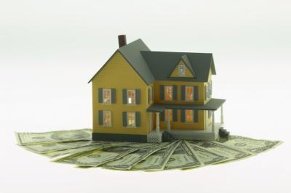 Front-end ratios determine whether you can afford your mortgage payment.