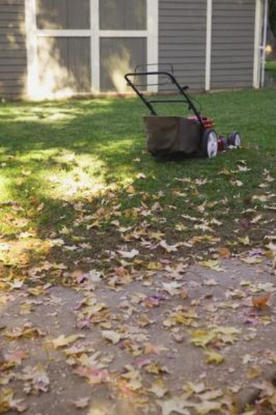 Lawn Mower Storage Ideas | Home Guides | SF Gate