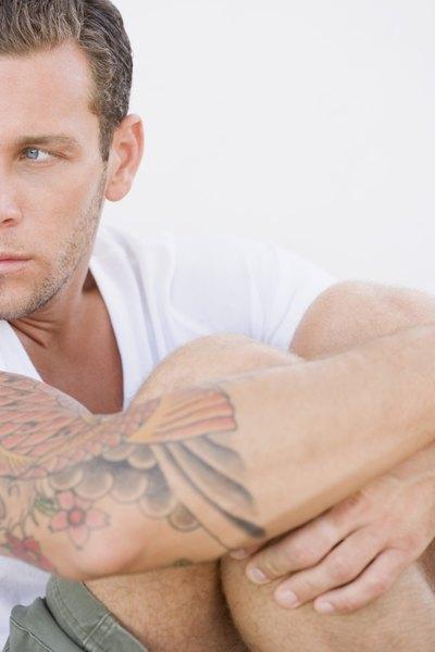 As tatuagens fascinam as mulheres