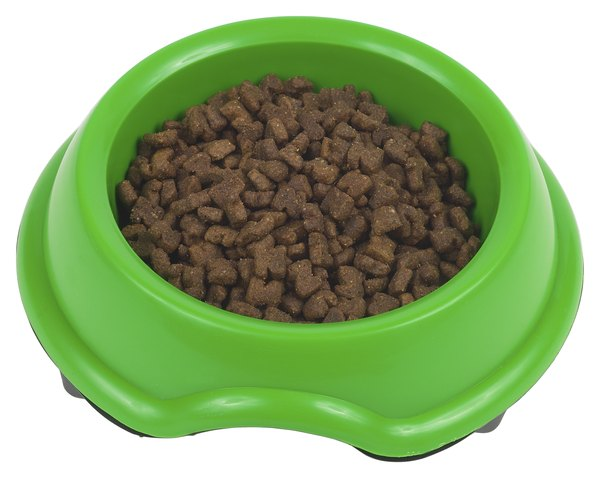 Making Your Own Dog Food Kibble