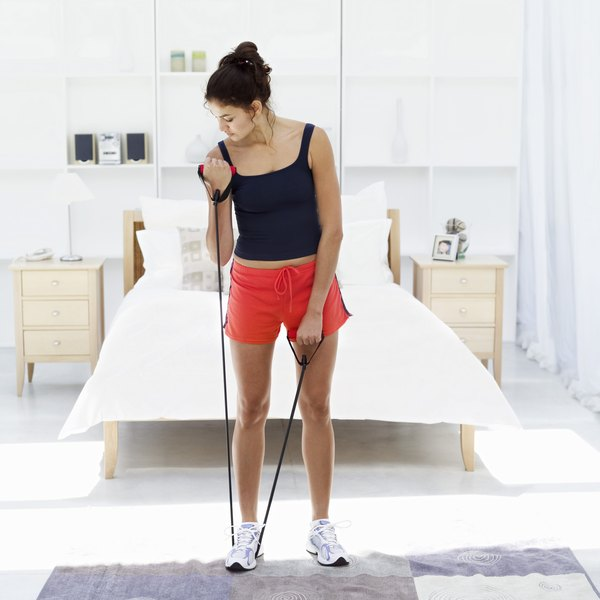 Resistance Band Workout For Women