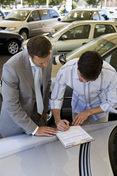 how to explain dealership booking