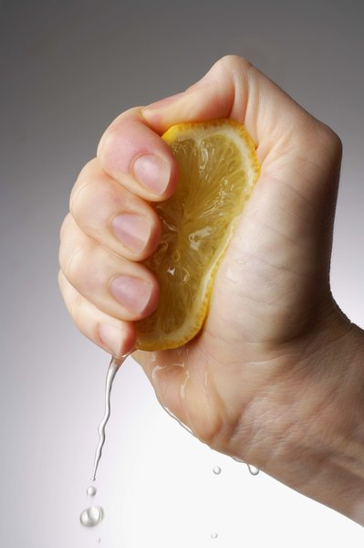 Any amount of lemon juice can be used to flavor cod liver oil.