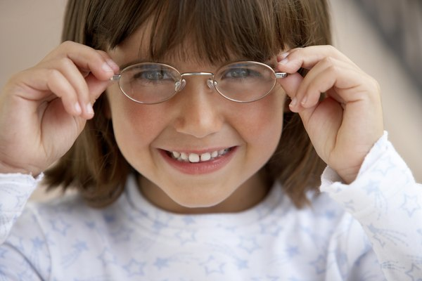 Donating an old pair of eyeglasses can bring joy and tax relief.