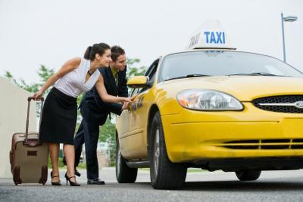 Taking a taxi from the airport to your hotel for a business meeting is tax deductible as a business expense.