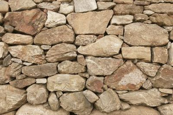 How To Cover An Interior Wall With Stone Home Guides Sf Gate