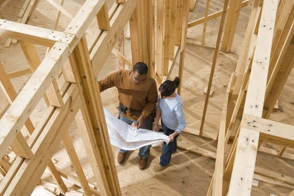 A New Home Is Constructed According To Cur Codes And Features That Can Save Money