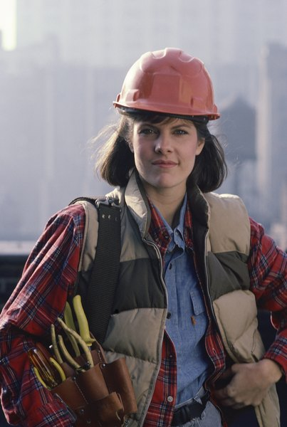 The Life Of An Electrician Woman