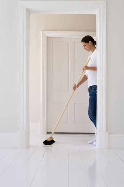 Keeping your house clean will make it much nicer for you, your pets and guests.
