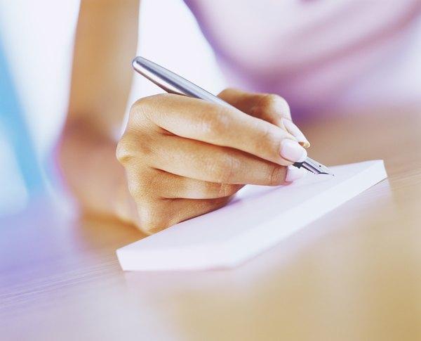 Escribe en la lista todo lo que necesitas comprar para utilizar durante la semana.