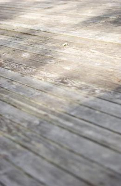 How to Power Wash & Seal a Deck | Home Guides | SF Gate
