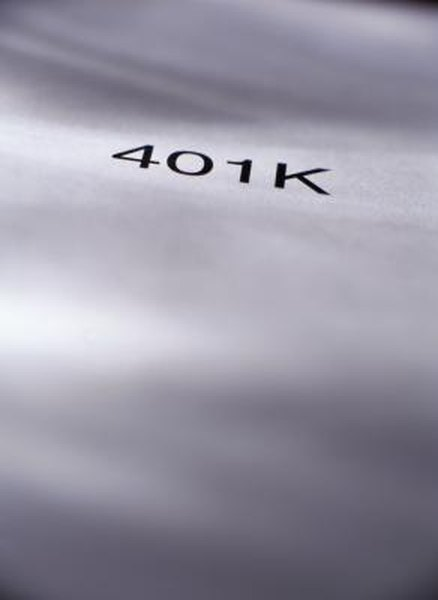 A 401(k) is a company-sponsored pension plan that was established by the Revenue Act of 1978.