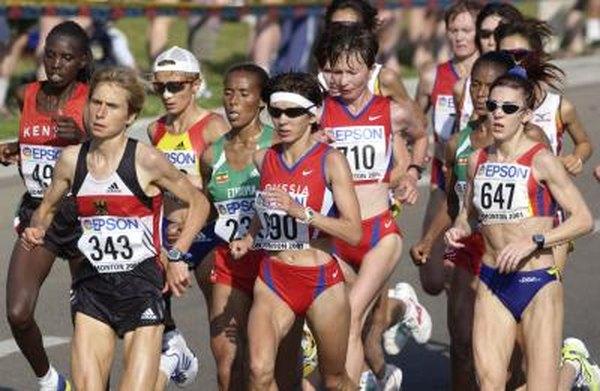 The Best Marathons for Women - Woman