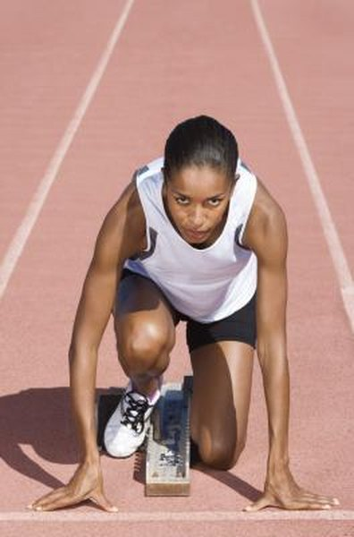 Jogging Vs. Sprinting and Metabolism