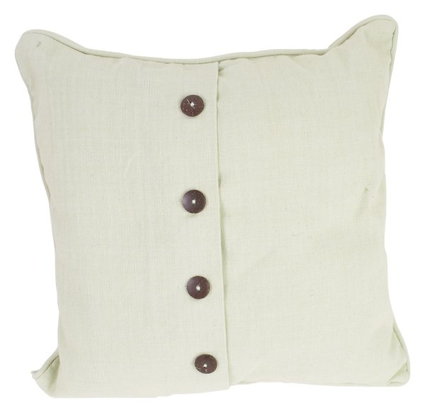How To Embellish Pillows Home Guides SF Gate Classy Button Up Shirt Pillow Covers