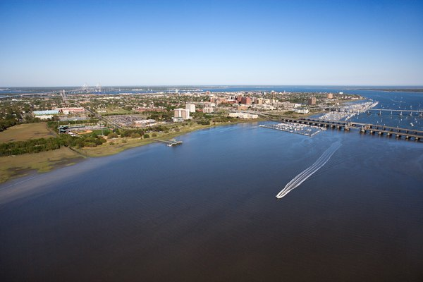 Mid-sized cities such as Savannah, Ga., and Charleston, S.C., which is shown here, offer many of the amenities found in big cities at a slightly slower pace.