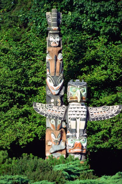 3rd Grade Totem Pole Activities Education Seattle PI
