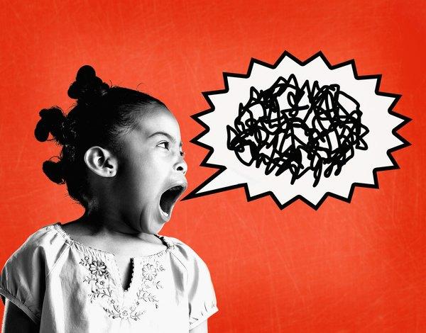 El enojo se transmite en tu cuerpo.