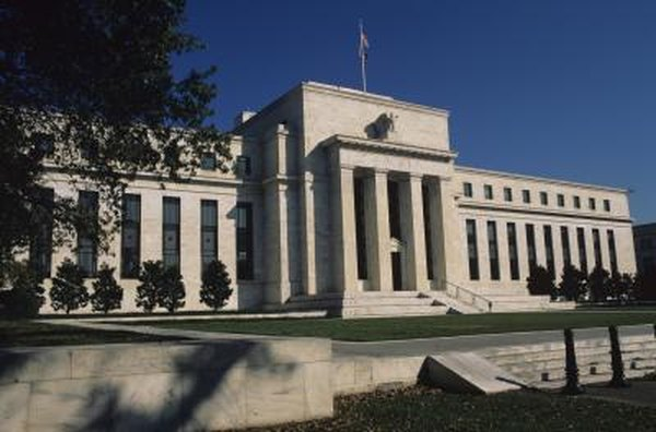 U.S. Federal Reserve, Washington D.C.