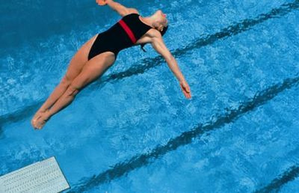 Types Of Fancy Olympic Dives Get Fit Jillian Michaels