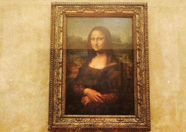 A Mona Lisa é mais famosa pelo sorriso da personagem central