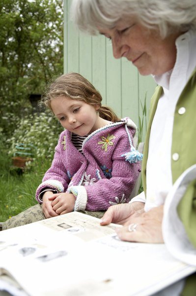 Many grandparents can claim grandchildren on their tax returns.