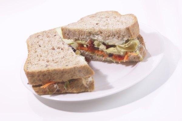 O sanduíche de verão é uma opção light e saborosa